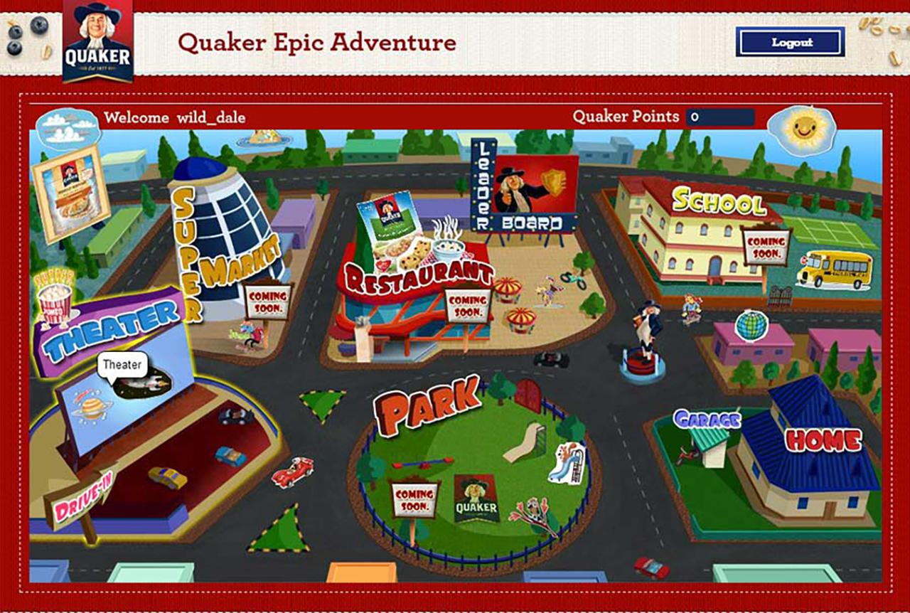 Quaker Oats Game 3D_01